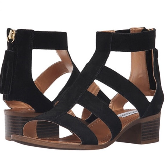 fc21b3d48a87 NEW Steve Madden Daviss gladiator sandals size 8.5.  M 5a4ff90a36b9de768500e15d